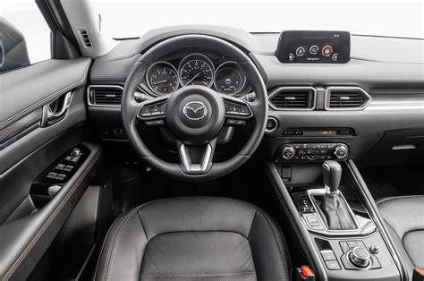 mazda interior cx5 2018 mazda cx 5 adds cylinder deactivation motor trend