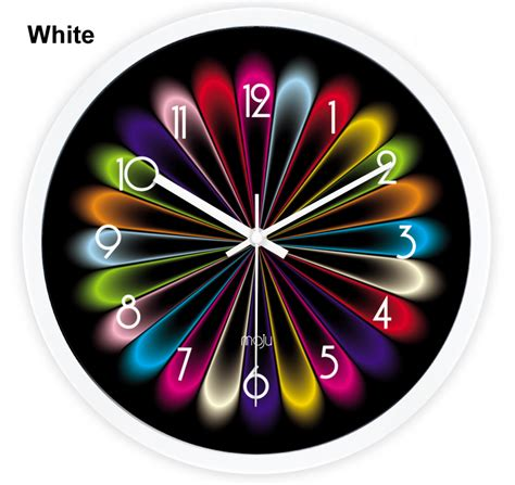 cool wall clock cool wall clocks for teenagers www imgkid com the