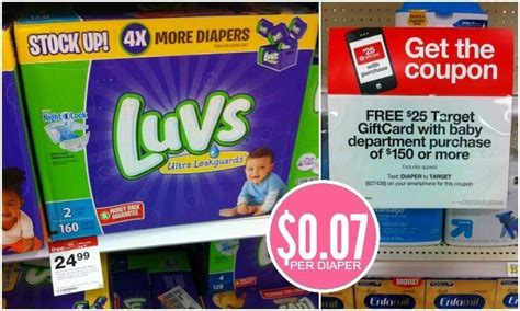 printable luvs diaper coupons printable coupons for luvs diapers 0 07 per diaper