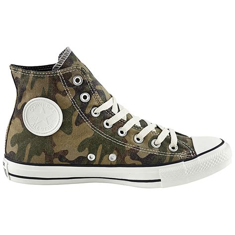 converse camouflage sneakers converse chucks all hi mens womens high shoes