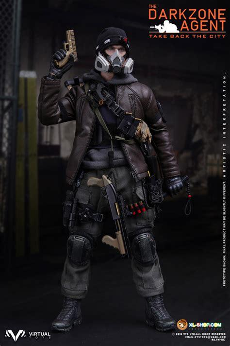 Jaket Army Assasins Creed Recon 1 vts toys vm017 1 6 the darkzone