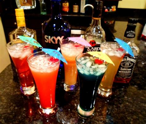 top mix drinks ordered at bars best mixed drinks for parties