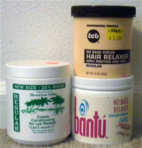 Types Of Hair Relaxer by Tcb Hawaiian Silky Bant 250 Relaxers Glamazini