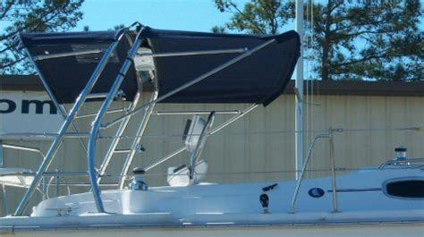 excel boat t top bimini top parts identification guide and store