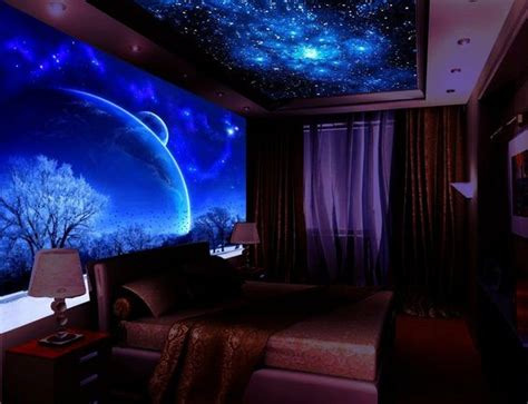 Glowing Wallpaper For Walls
