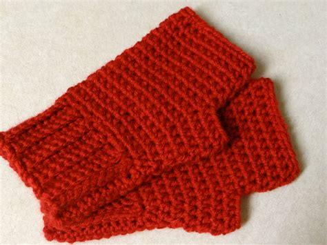 Simple Pattern Fingerless Gloves | two little c s simple fingerless gloves pattern