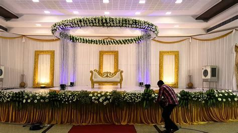 wedding manavarai decorators in coimbatore