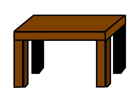 Animation Table by Drawing A Table
