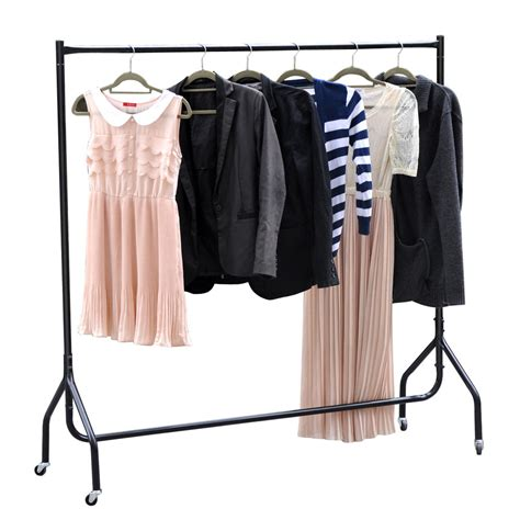 Clothes Rack Dress Up Clothes by 6ft Heavy Duty Clothes Rail Portable Dress Hanging Rack