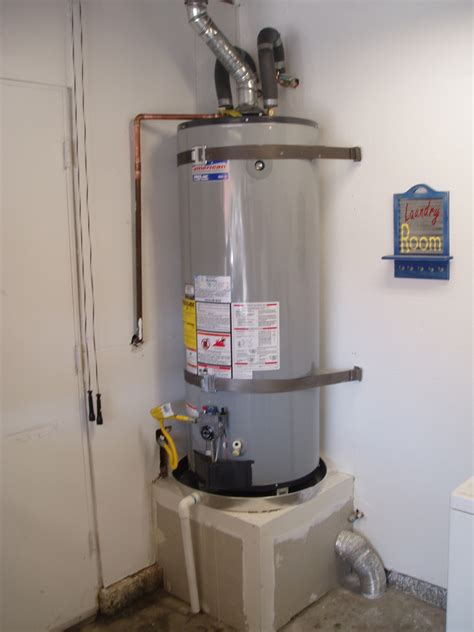 Plumbing A Water Heater by Water Heater Install Photos