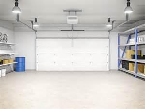 Best Home Garages by Best Garage Flooring Options Diy