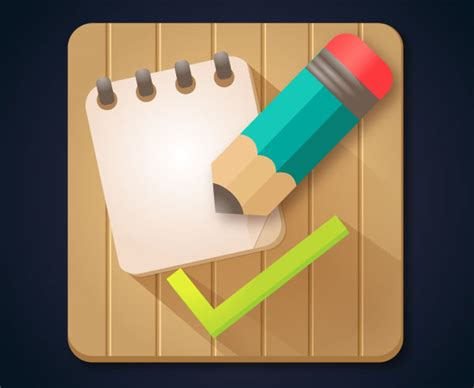 app design tutorial illustrator how to create a to do list app icon in adobe illustrator