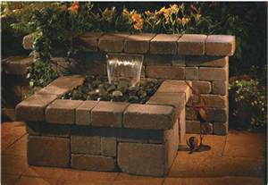 Aquascape Pond Kits Compact Waterfall Necessories Outdoor Living Kits