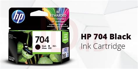 Cartridge Tinta Original Hp 704 Color Cn693aa jual hp 704 black ink cartridge jd id
