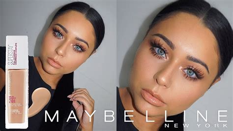 Maybelline Superstay Coverage Foundation new maybelline stay coverage foundation review