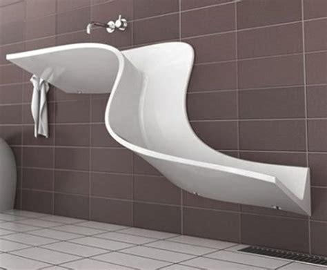 modern sinks bringing unique design  bathroom