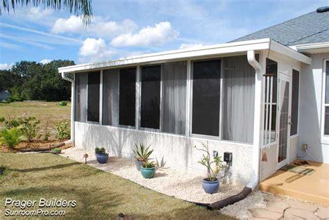 florida room kits sunroom mount florida room acrylic enclosure builder prager builders sunroom pro