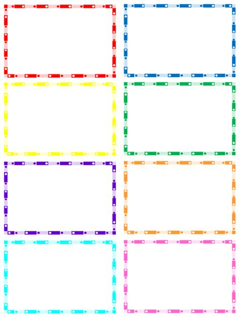 blank coupons templates printable kid coupons