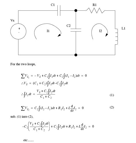solving circuits with capacitors and inductors 28 images el10a lecture notes enotes