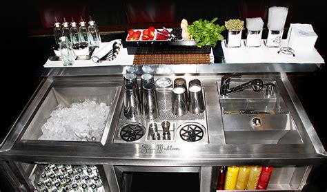 Cocktail Bar Supplies Drinksology Cocktail Bar Station By Muldoon Drinks