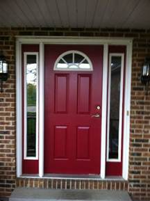 Exterior Door Trim Ideas Best 25 Red House Exteriors Ideas On Pinterest Exterior