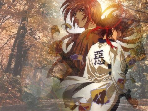 rurouni kenshin just walls himura kenshin wallpaper
