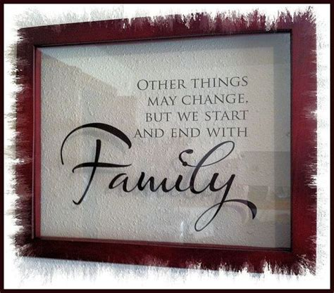 frames with vinyl family sayings 123 best floating frame ideas images on