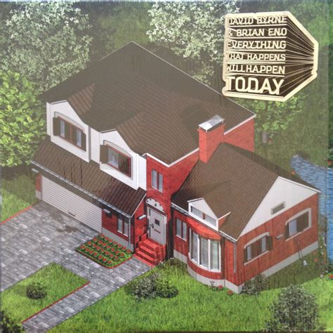 david brian eno everything that happens will - Everything That Happens Will Happen Today Vinyl