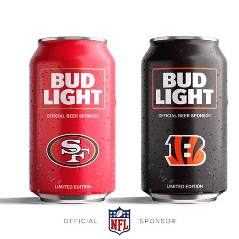 what does bud light taste like bud light football team beer cans the best cans
