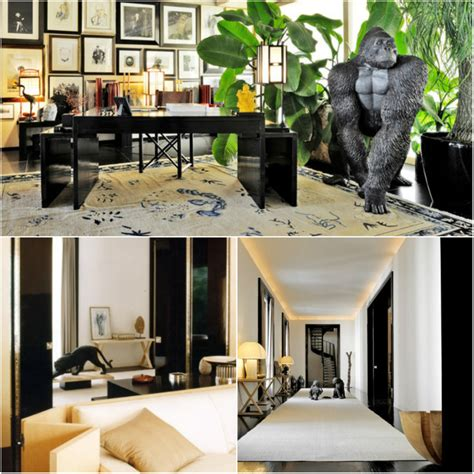Fashion Home Interiors by Inside Giorgio Armani S Milan Home Inspiring Fashion