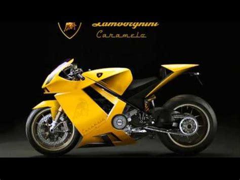 Lamborghini Motorcycle Youtube