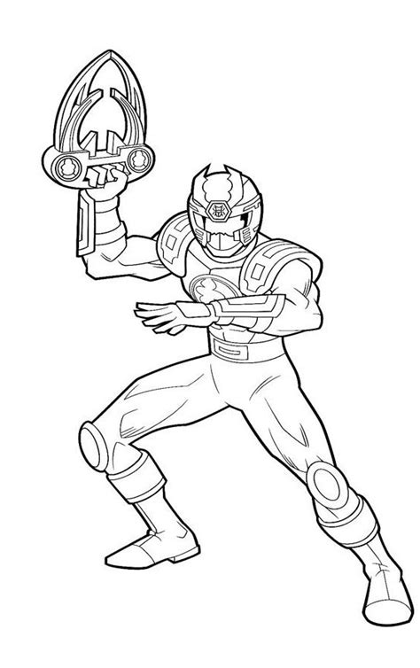 free coloring pages of super megaforce rangers