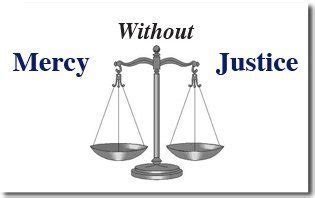 without mercy a mothers 075151635x mercy without justice is the mother of dissolution justice without mercy is cruelty the