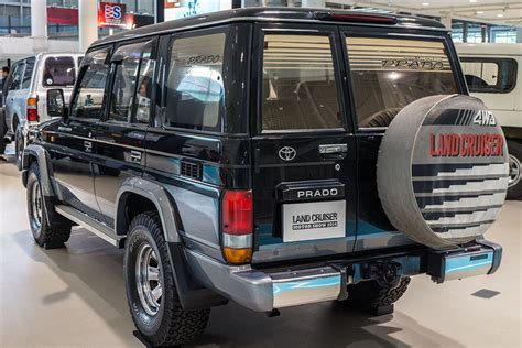 Toyota Land Cruiser 70 For Sale Usa Events Land Cruiser Motor Show In Tokyo Celebrates