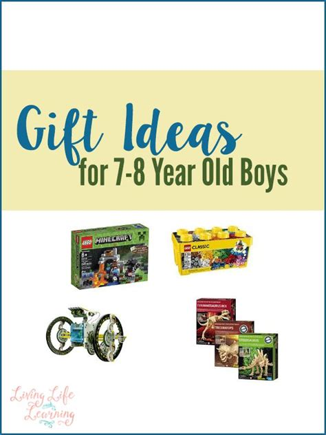 gifts for 8 year olds need gift ideas for 7 8 year boys look no further grab some of these gifts to make that