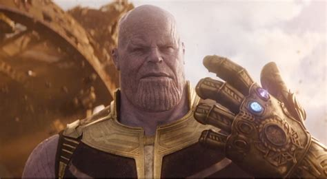 will vision show up in thor 3 guardians 2 or captain avengers infinity war first look at thanos with the