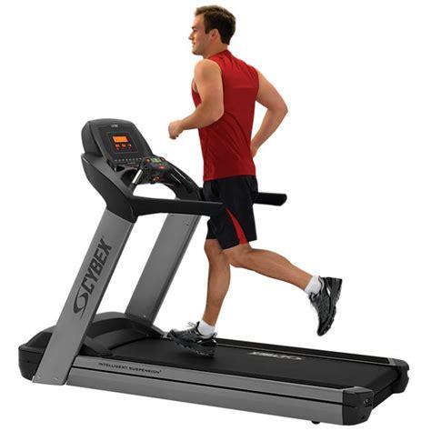 How To Use The Treadmill Cybex 625t Treadmill