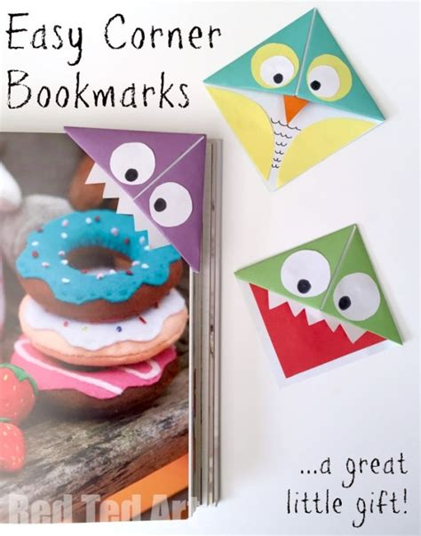 Origami Owl Bookmark - corner bookmarks and owls 187 bg firmite