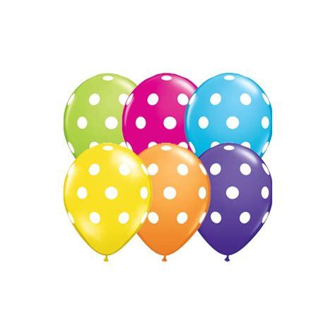 Balon Polkadot Bulat magicbaloni balon polka dot tropical