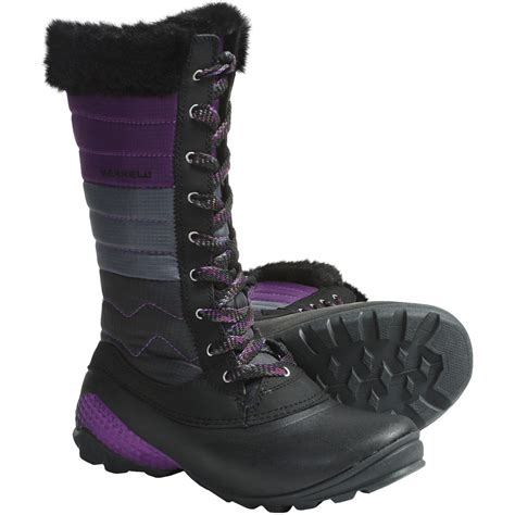 merrell boots for merrell winterbelle boots for 4706k save 30