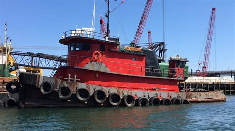tugboat winch for sale sterling epuipment providion equipment rentals tugboat for