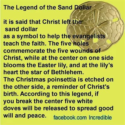 the legends of easter treasury inspirational stories of faith and books sand dollar meaning sayings sand dollars