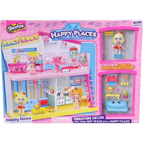 Tiny House Finder by Shopkins Happy Places Happy House Walmart Com