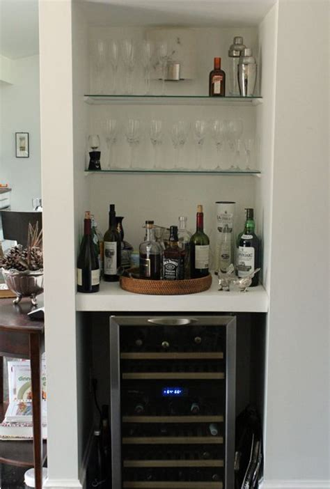 liquor cabinet with wine fridge 100 best c l o s e t b a r images on pinterest home