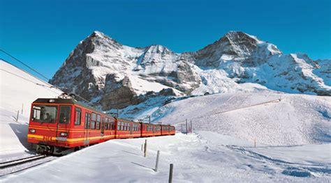 treno a cremagliera svizzera jungfraubahn il treno a cremagliera svizzero 07
