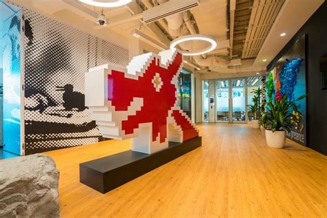 The Office Lego by Inside Lego Hub Singapore An Office With Seriously Cool