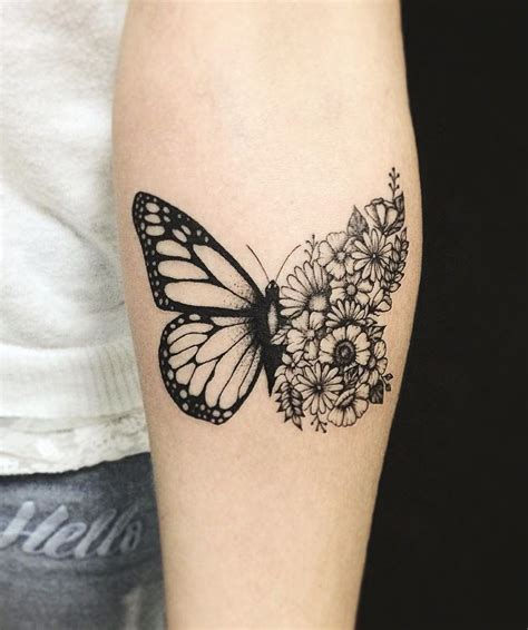 butterfly arm tattoo designs 32 sleeve tattoos ideas for butterfly and