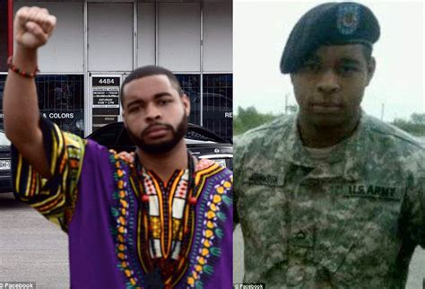 Army Reserve Criminal Record Dallas Black Lives Matter Protest Killed 5 Officers 7 Wounded By 25 Y O Army Veteran
