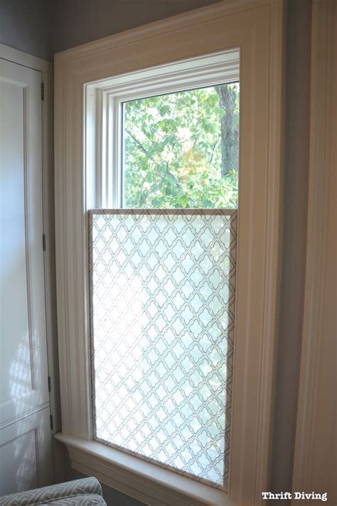 Bathroom Window Privacy Ideas by 25 Best Ideas About Bathroom Window Treatments On