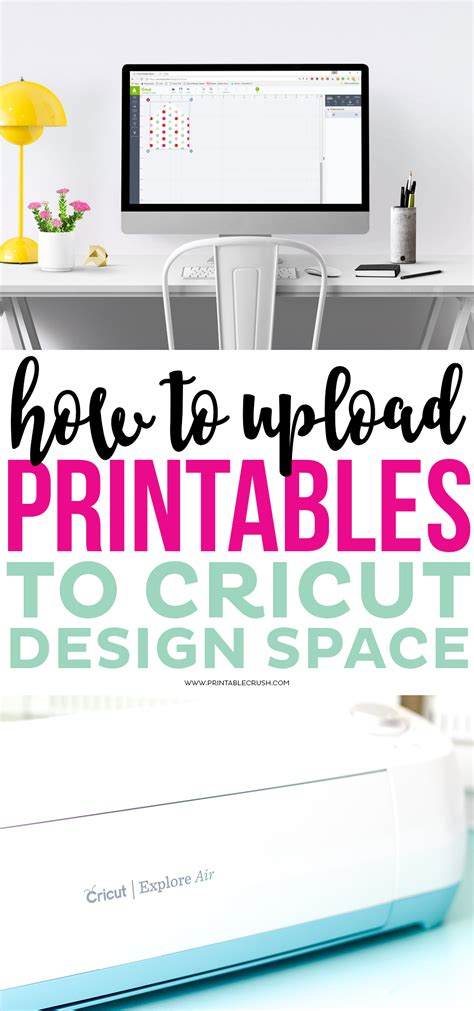 design space software how to upload printables to cricut design space printable crush